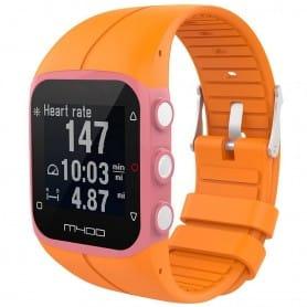 Sport Armband till Polar M400 / M430HR - Orange
