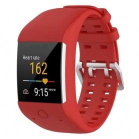 Sport Armband till Polar M600 - Röd