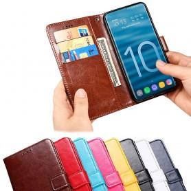 Mobil lommebok 3-kort Samsung Galaxy S10 (SM-G973)