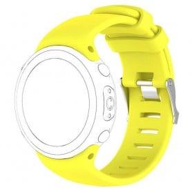 Sport Armband till Suunto D4 / D4i Novo - Gul