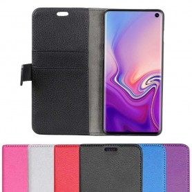 Kannettava lompakko 2 -kortti Samsung Galaxy S10 (SM-G973F) matkapuhelinkotelo Caseonline
