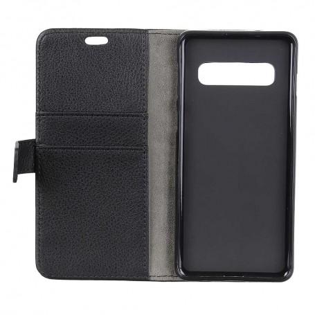 Mobilplånbok 2-kort Samsung Galaxy S10 (SM-G973F) mobilskal fodral väska caseonline