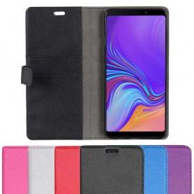 Mobilplånbok 2-kort Samsung Galaxy A9 2018 (SM-A920F) mobilskal