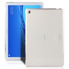Silikon skal Transparent Huawei MediaPad M5 Lite 10 (BAH2-L09)