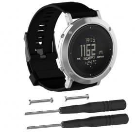 Sport Armband till Suunto Core Essential - Svart