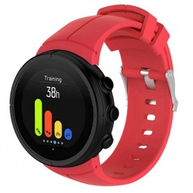 Sport Armband till Suunto Spartan Ultra - Röd