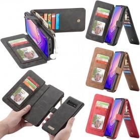 CaseMe-Multiplånbok-14-kort-Samsung-Galaxy-S10-SM-G973F-mobilskal-mobilplånbok-väska-skydd-fodral-caseonline