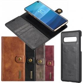 Mobilplånbok-Magnetisk-DG-Ming-Samsung-Galaxy-S10-SM-G973F-fodral-väska-mobilskal-caseonline-2i1