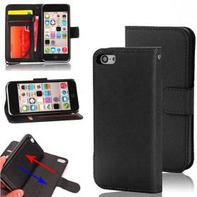 Magnetisk Mobilplånbok iPhone 5, 5S