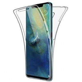 360 heltäckande silikon skal Huawei Mate 20 Pro (LYA-L29)