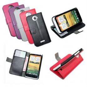Handyhülle 2-Karten HTC ONE X