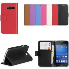 Samsung Galaxy Star Pro matkapuhelimen lompakkokotelo
