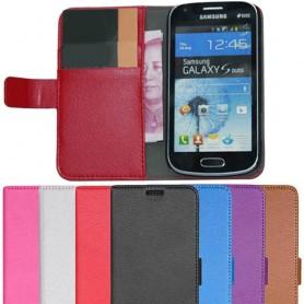 Samsung Galaxy Trend Mobil lommebokveske