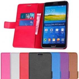Kannettava lompakko Galaxy Mega 2 -kotelo