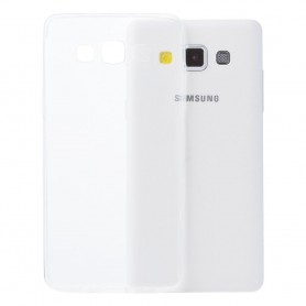 Galaxy A7 silikon må være gjennomsiktig