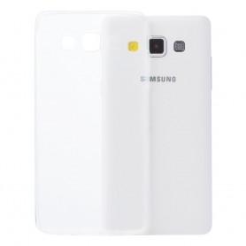 Galaxy A3 silikon må være gjennomsiktig