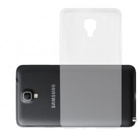 Galaxy Note 3 Neo silikon skal transparent