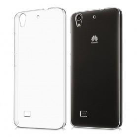 Huawei Ascend G620S silikon gjennomsiktig
