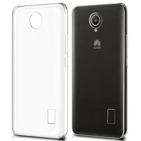 Huawei Y635 silikoni läpinäkyvä