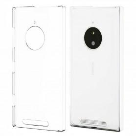 Nokia Lumia 830 silikon skal transparent