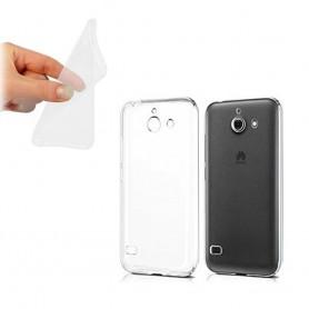 Huawei Ascend Y550 -silikonin on oltava läpinäkyvää