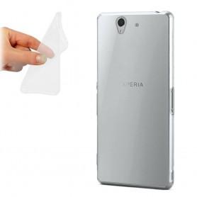 Xperia Z silikon skal transparent