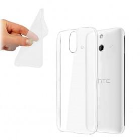HTC One E8 -silikonin on oltava läpinäkyvä
