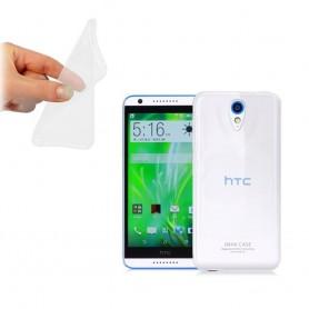 HTC Desire 820 Mini silikon skal transparent