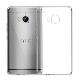 HTC One Mini M8 silikon skal transparent