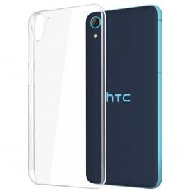 HTC Desire 826 silikon må være gjennomsiktig
