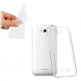 HTC Desire 616 -silikonin on oltava läpinäkyvää
