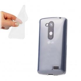 LG L Fino silikon må være gjennomsiktig