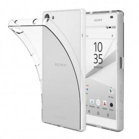 Sony Xperia Z5 Compact silikon gjennomsiktig