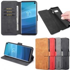 DG-Ming mobilplånbok 3-kort Samsung Galaxy S10E (SM-G970F)