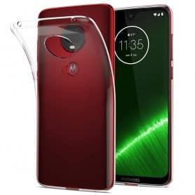 Silikonetui Gjennomsiktig Motorola Moto G7 Plus (XT1965)
