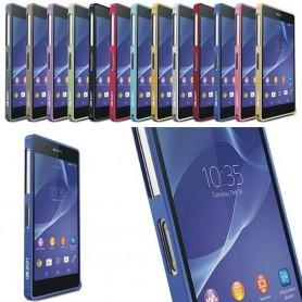 LOVE MEI Bumpers Sony Xperia Z2 (c6903) mobilskal