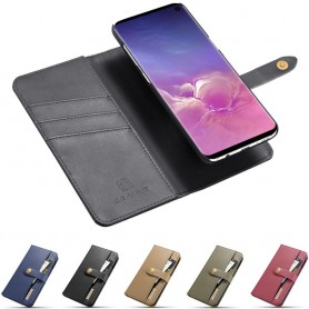 Mobilplånbok Lammskinn 2i1 Samsung Galaxy S10E (SM-G970F)