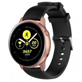 Sport Armbånd RIB Samsung Galaxy Watch Active - Sort