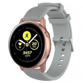 Sport Armbånd RIB Samsung Galaxy Watch Active - Grå
