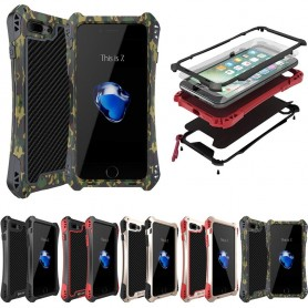 R-Just Amira skal Apple iPhone XS Max mobil skydd skal