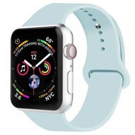 Apple Watch 4 (40mm) Sport armbånd - Turkis