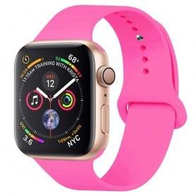 Apple Watch 4 (40mm) Sport armbånd - Barbie Pink
