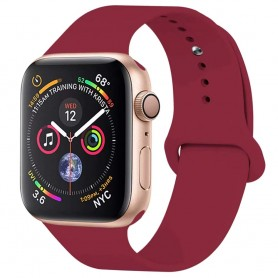 Apple Watch 4 (40mm) Sport armbånd - Rose Red