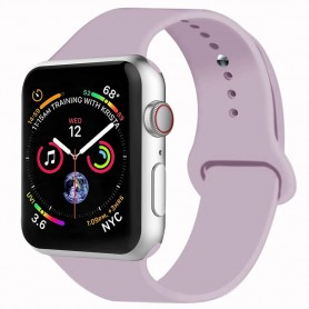 Apple Watch 4 (40mm) Sport armbånd - Lavendel