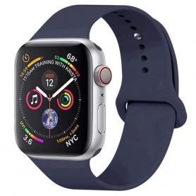 Apple Watch 4 (40mm) Sport armbånd - Midnatt Blå
