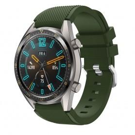 Sport Armband Huawei Watch GT - Mörkgrön