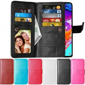 Dubbelflip Flexi 9-kort Samsung Galaxy A70 (SM-A705F)