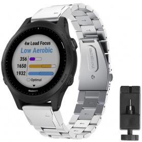 Armband rostfritt stål GARMIN Forerunner 945 - Silver