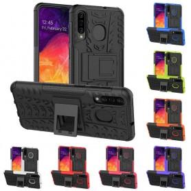 Slagbestandig skall med stativ Samsung Galaxy A50 (SM-A505F) mobil deksel