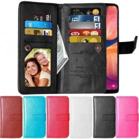 Dubbelflip Flexi 9-kort Samsung Galaxy A10 (SM-A105F)